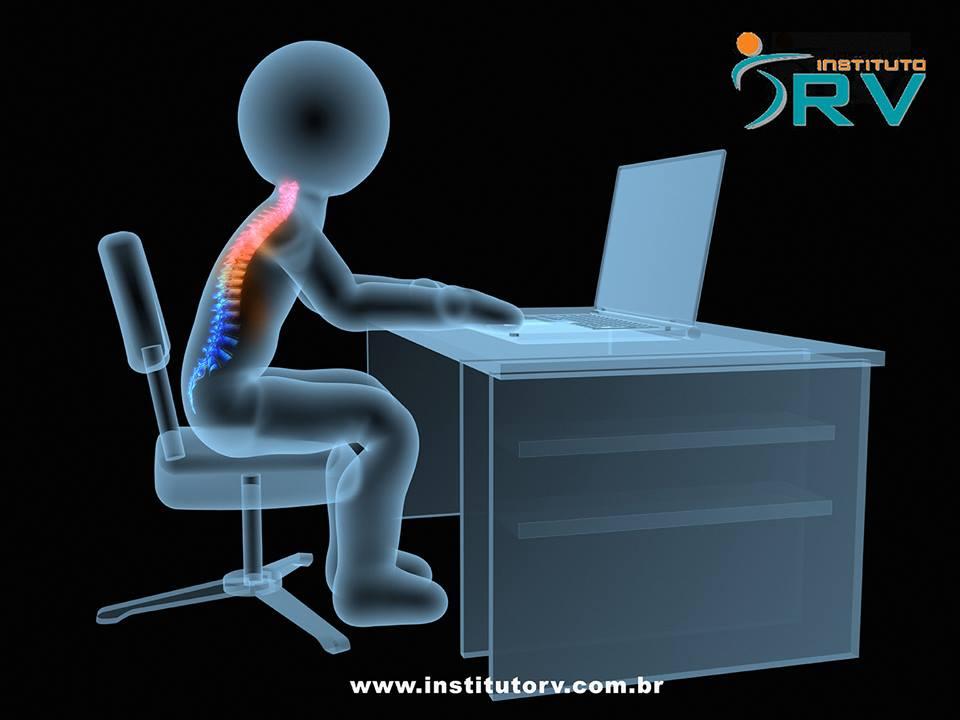 Dor em Posição sentada prolongada
