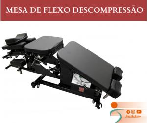 Mesa de flexo descompressão