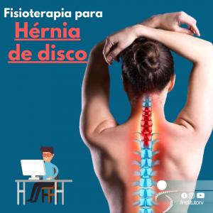 Fisioterapia para Hérnia de disco