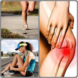 Síndrome de dor patelo-femoral.