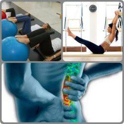 O Pilates é recomendado para pessoas que estão com dor na região lombar?