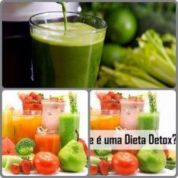 Veja dicas da dieta detox. Saiba sinais e sintomas de um organismo intoxicado!