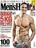 Matéria da Revista men's health falando sobre os beneficios do chocolate para a saúde.