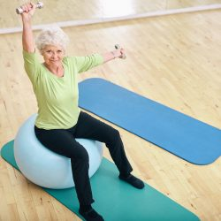 O pilates facilita o processo de respiração