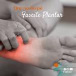 Fascite plantar e dor no pé