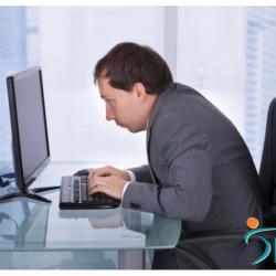 Dor nas costas é uma das doenças mais comuns no mundo corporativo