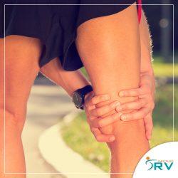 Dor no joelho? A fisioterapia pode te ajudar