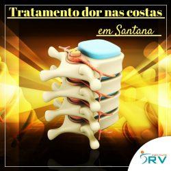 Tratamento para dor nas costas em Santana