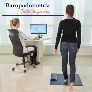 Baropodometria e Teste da Pisada