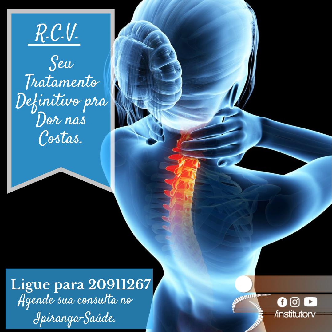 Tratamento para dor nas costas no Ipiranga e Saúde