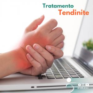 Tratamento de tendinite