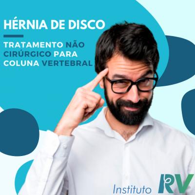 Tratamento Hérnia de disco em SP
